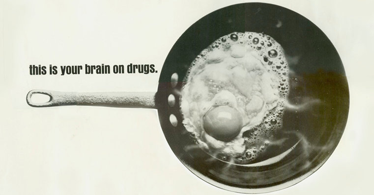 Brain on drugs