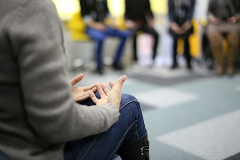 Group Therapy, Drug Rehab, Foundations Welness Center, Florida