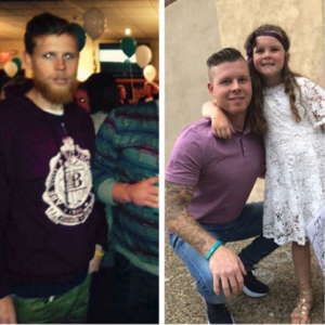 Benji, drug and alcohol rehab before and after, Foundations Wellness Center