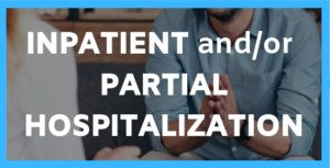 Inpatient and or Partial Hosptialization Treatment, Addiction Recovery Journey, Alcohol Rehab Guide, Foundations Wellness Center