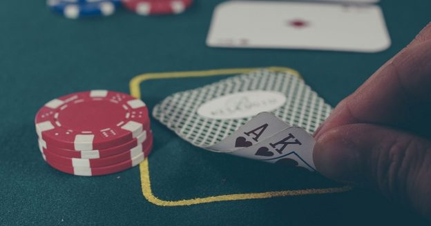 Cards and Chips at a Poker Table, How do process addictions differ from substance addictions, Foundations Wellness Center