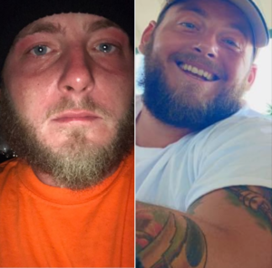 Brian, before and after drug rehab, Foundations Wellness Center