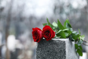 Two red roses on a gravestone, tiger king and meth addiction, Foundations Wellness Center