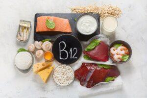 Vitamin B12 sources, nitrous oxide depletes B-12 levels