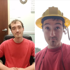 Alex, before and after